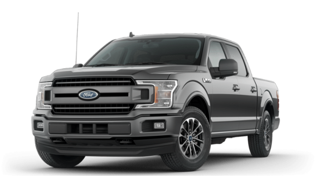 New 2020 Ford F-150 XLT Truck SuperCrew Cab for Sale in Alpena, MI near Rogers City